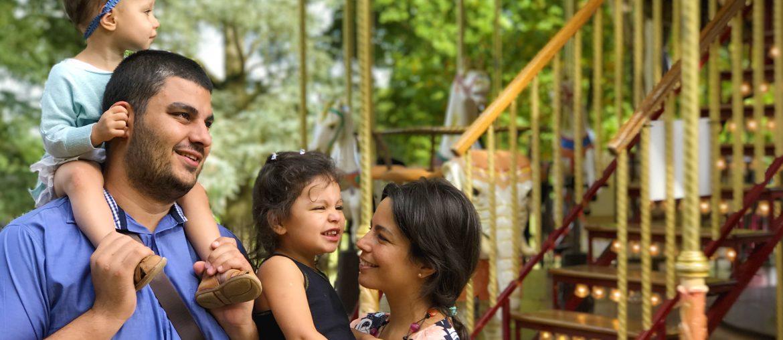 Iziness blog, photo de famille