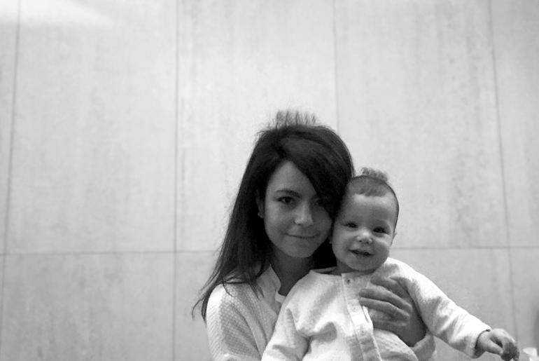 Cheveux de maman, un désastre capillaire
