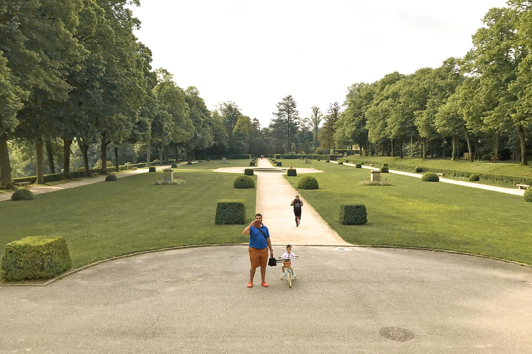 Domaine de Lacroix Laval, jardins