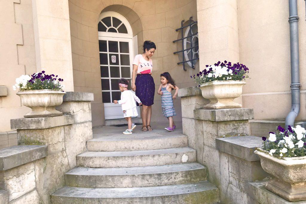 Famille, Domaine de Lacroix Laval