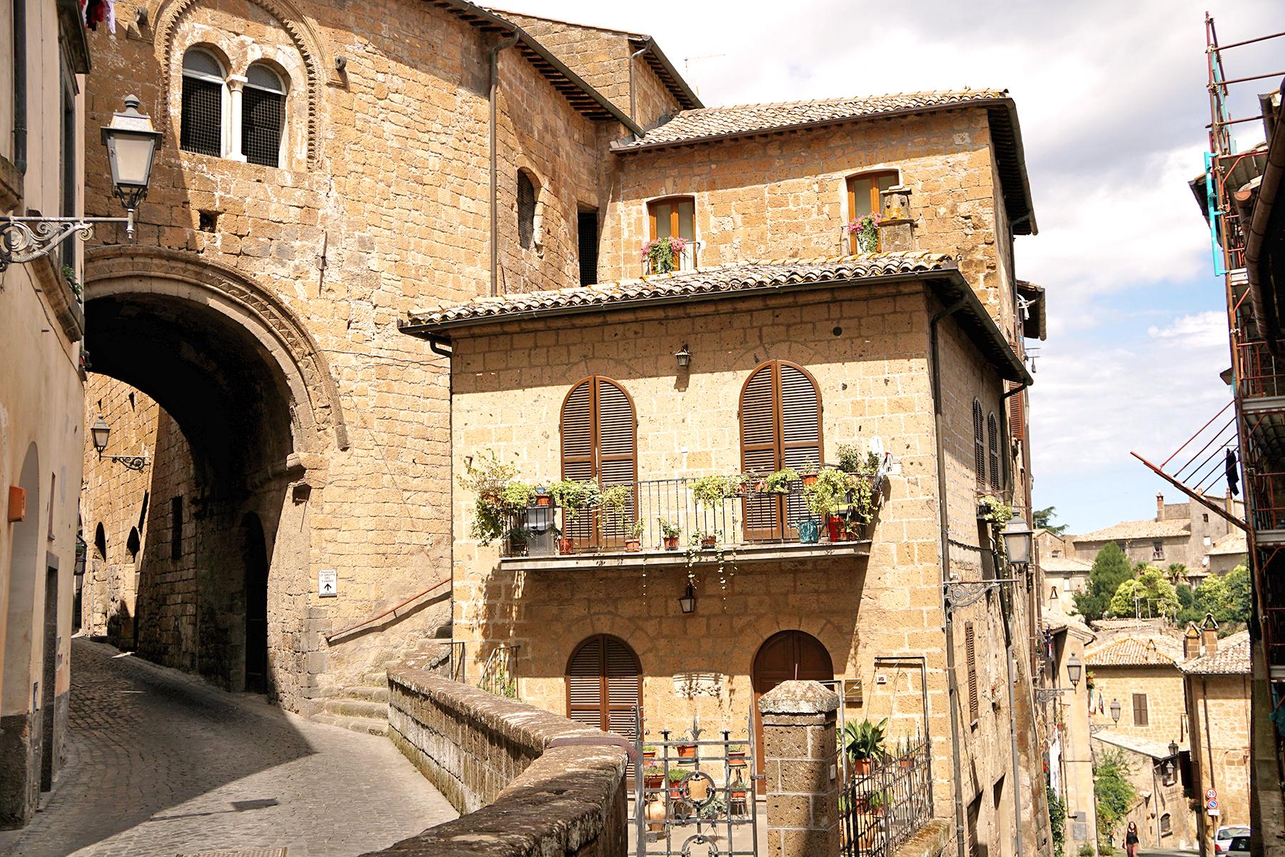 Orvieto Italie