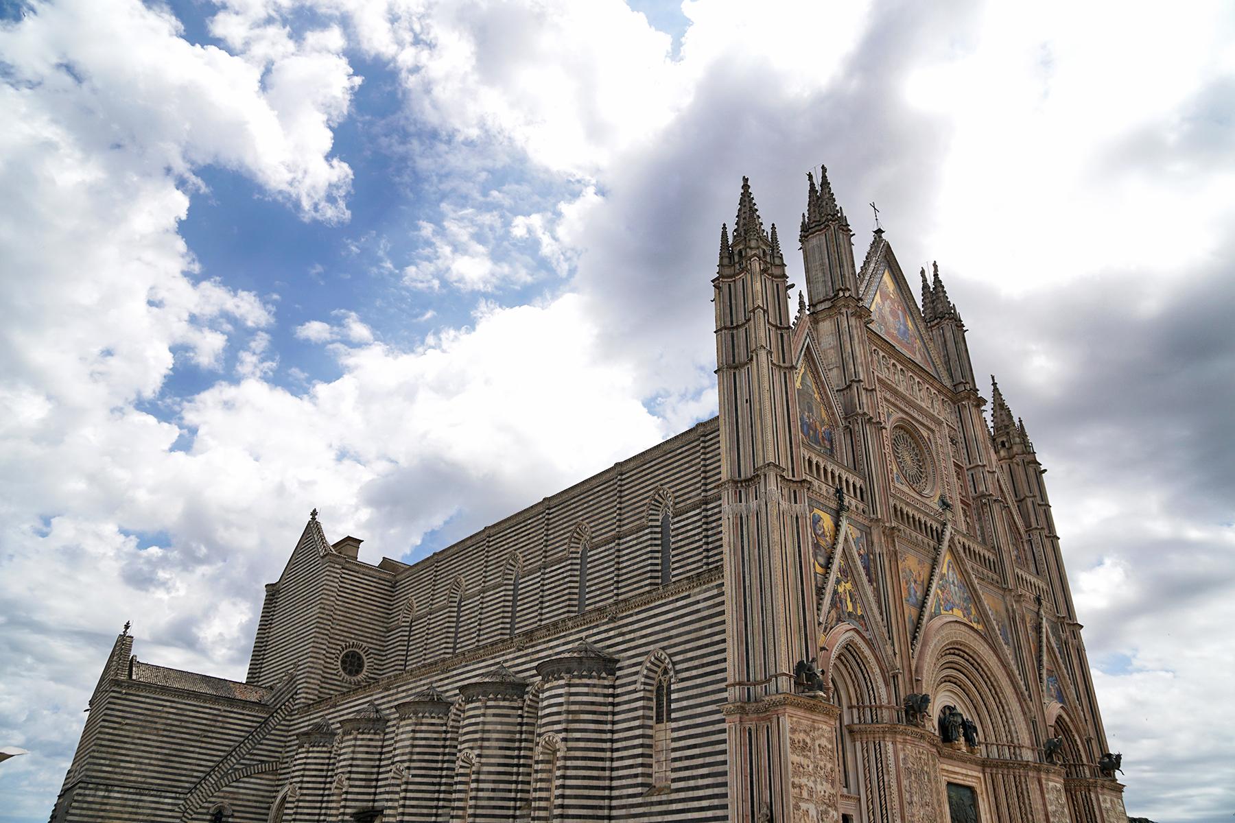 Cathédrale d'Orvieto, Italie