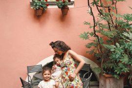 ESCALE EN FAMILLE À ORVIETO, ITALIE