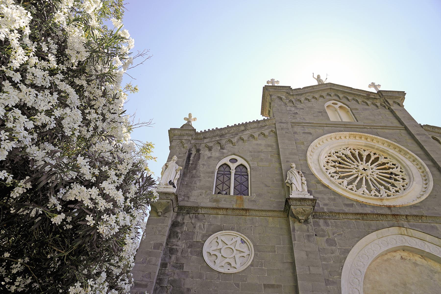 Riomaggiore, église