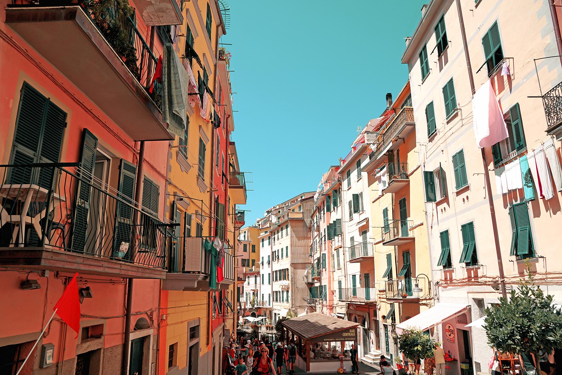 Rue de Riomaggiore