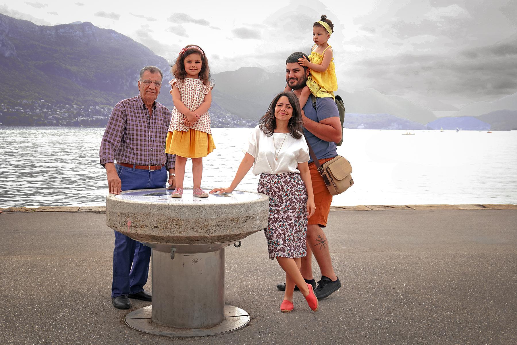 Annecy en famille