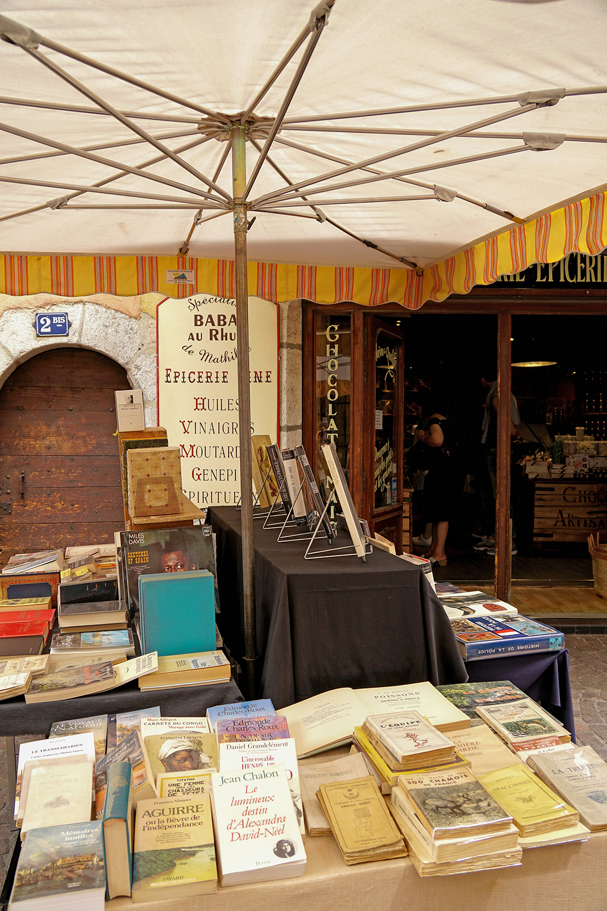 Brocante Annecy