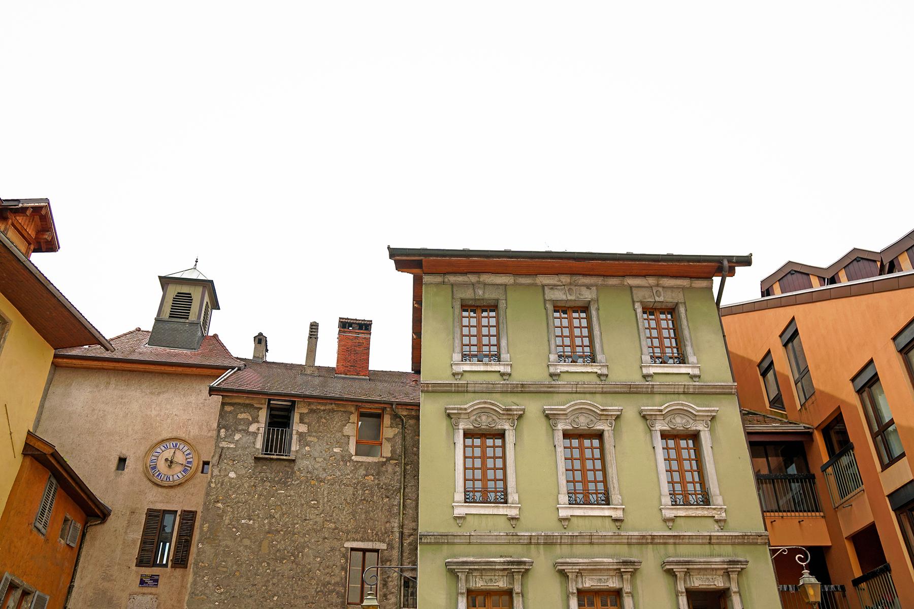 Immeubles du vieux Annecy