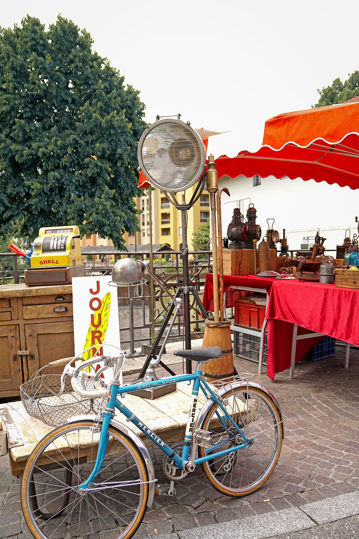 Brocante, Annecy