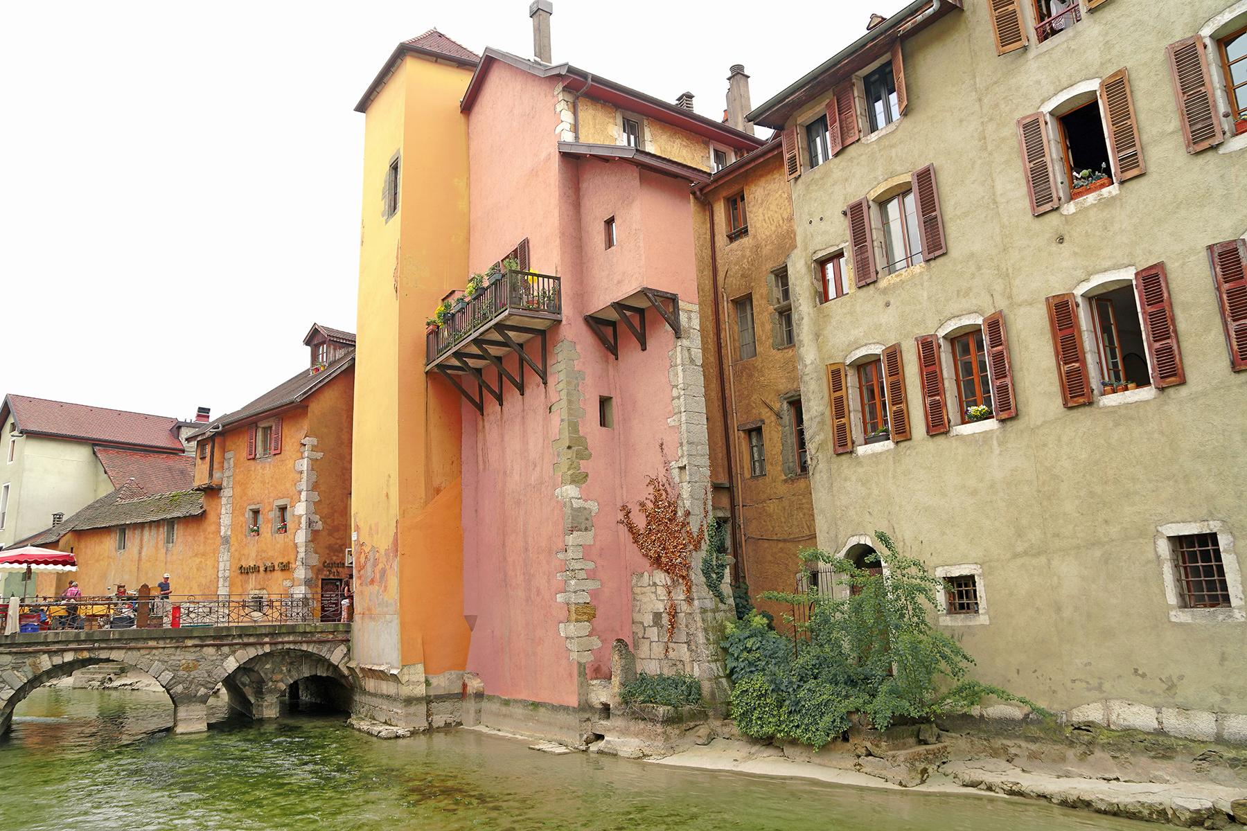Annecy le vieux, rivière du Thioux