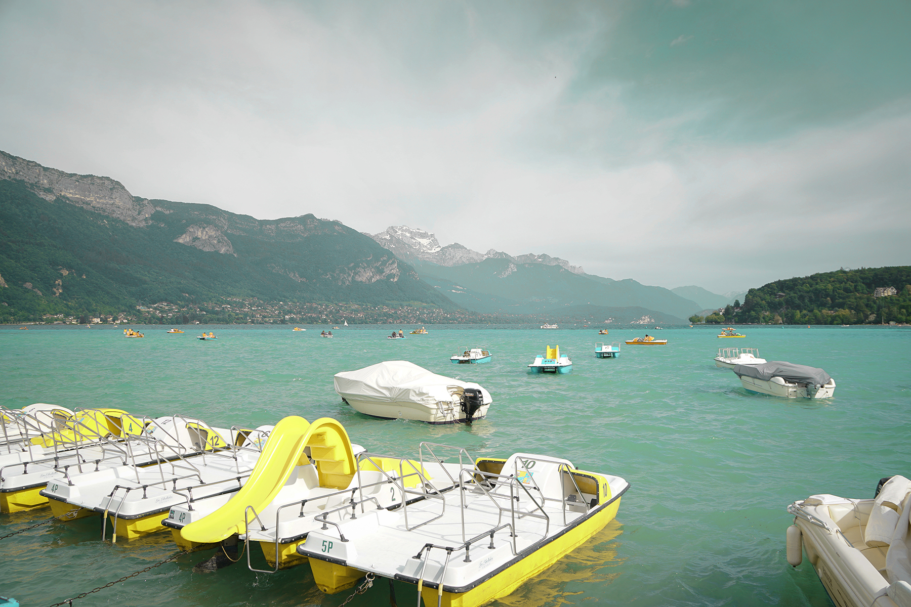 Lac d' Annecy