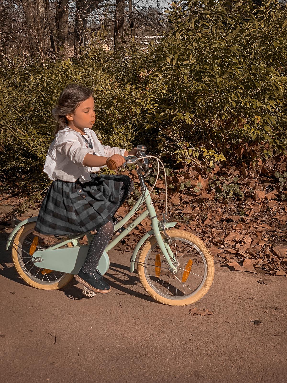 Vélo au Parc de la tête d'or