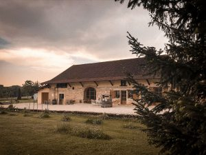 Ferme de campagne, Saône et Loire