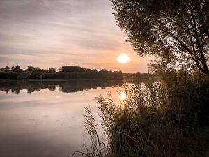 Etang de Louvarel, Saône et Loire