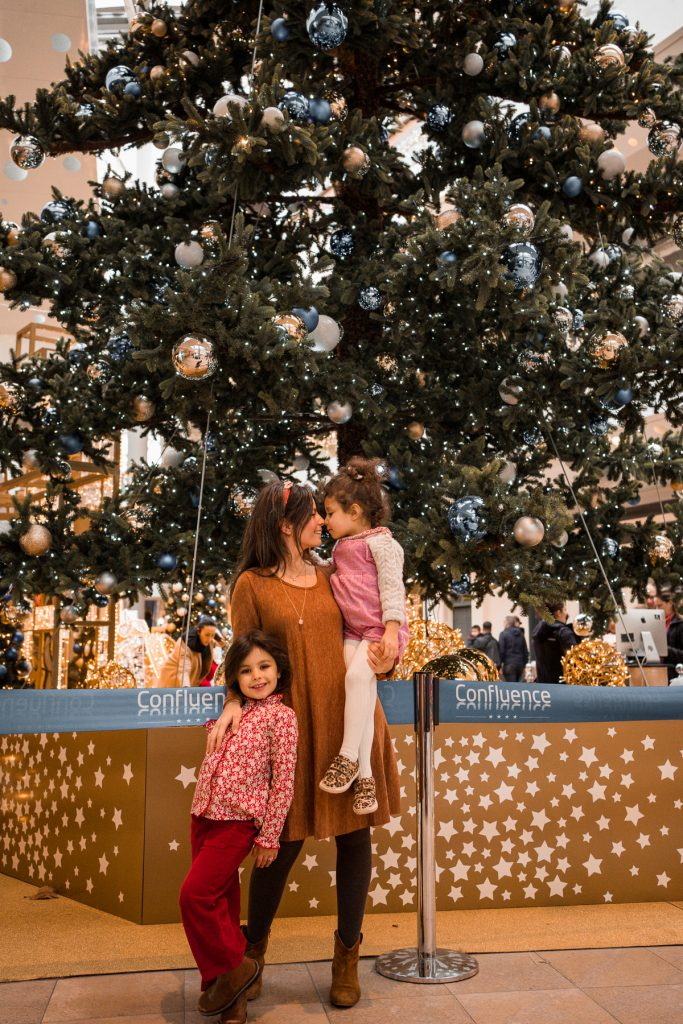 Sapin de Noël de Confluence