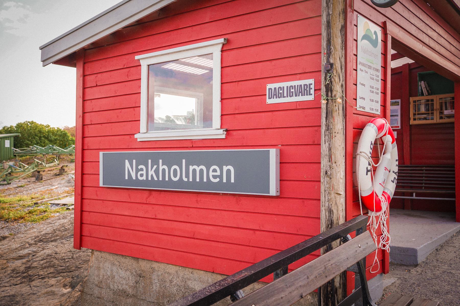 Nakholmen