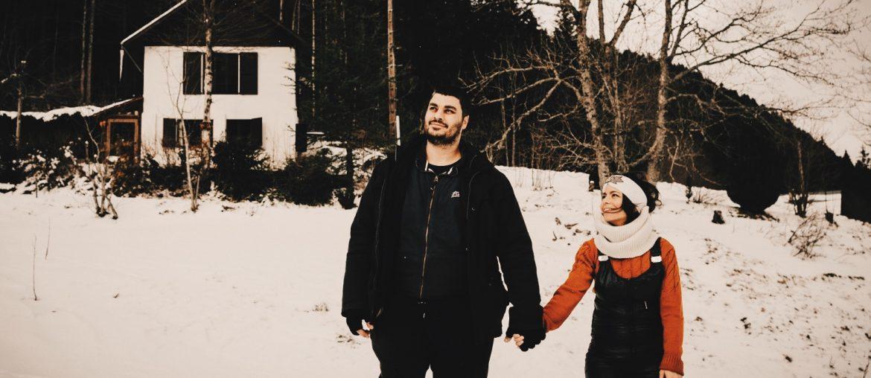 Le Planolet, Saint-Pierre-de-Chartreuse, couple